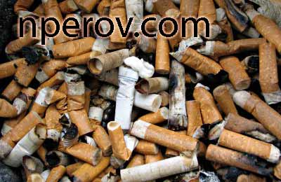 Dealing With Tobacco Withdrawal